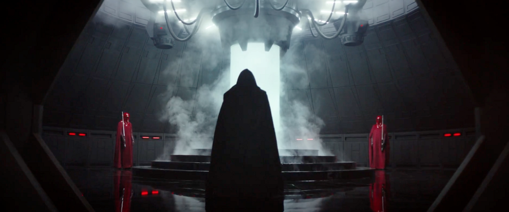 Risultati immagini per stronghold of darth vader rogue one