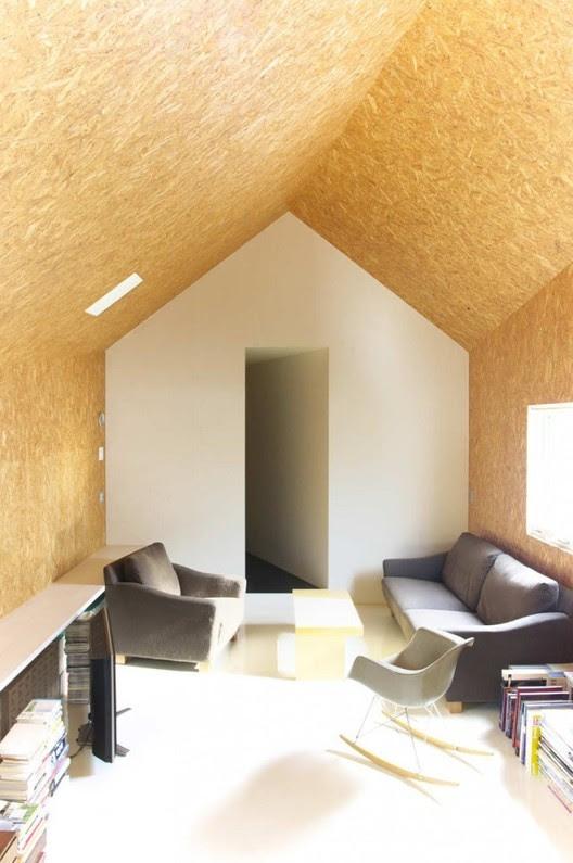 Casa Dúplex en Tokito / Hidehiro Fukuda Architects. Fotografía: Hidehiro Fukuda Architects