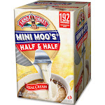 Land O Lakes Mini Moo's Half & Half Coffee Creamer - 192 pack, 0.3 oz cup