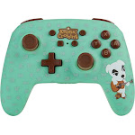 PowerA - Enhanced Wireless Controller for Nintendo Switch - Animal Crossing: K.K. Slider