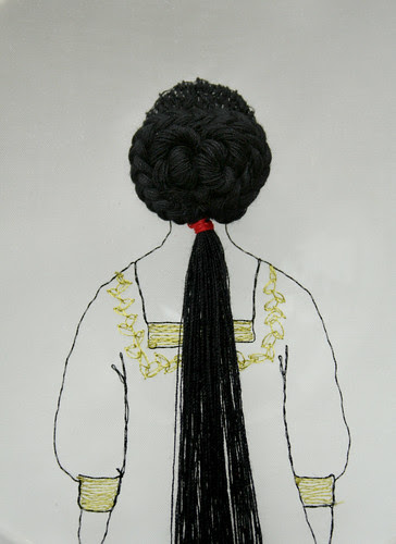Hair Detail for Kathie