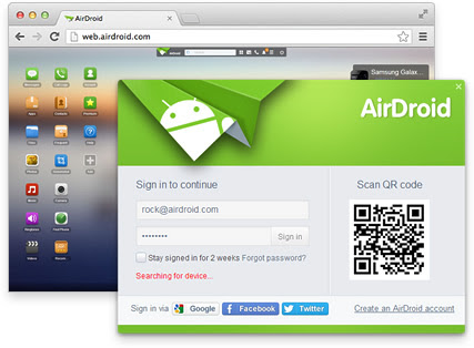 How to Install & Use AirDroid – Guide