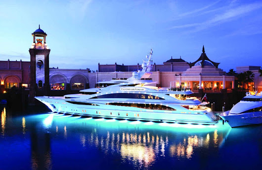 Luxury yacht: Diamonds are forever - Passion For Luxury