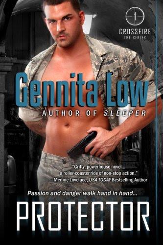 Protector (Crossfire) by Gennita Low