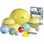 Giant Inflatable Solar System Planets