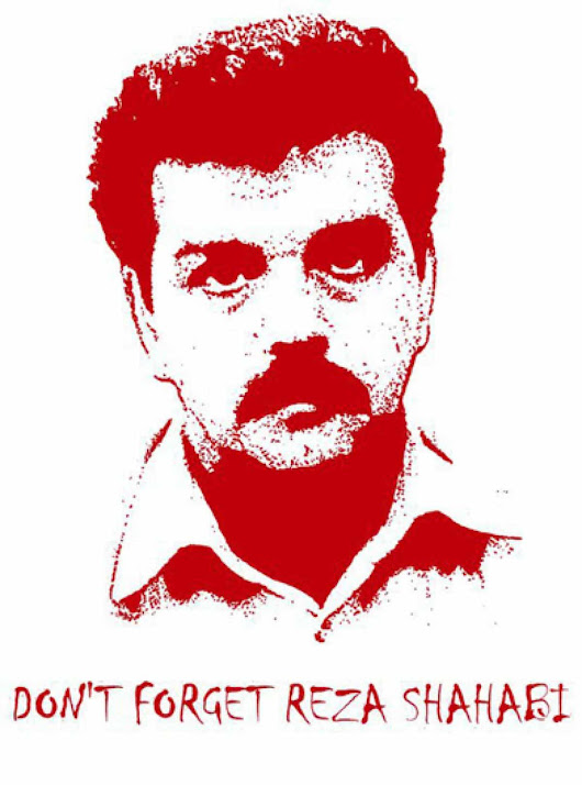 Spain's Workers' Commissions joins the international campaign for Reza Shahabi's freedom