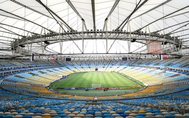 Gramado Maracanã 2015