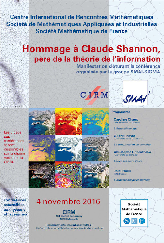Hommage Claude Shannon