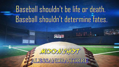 Abby's Review: Moonshot by Alessandra Torre