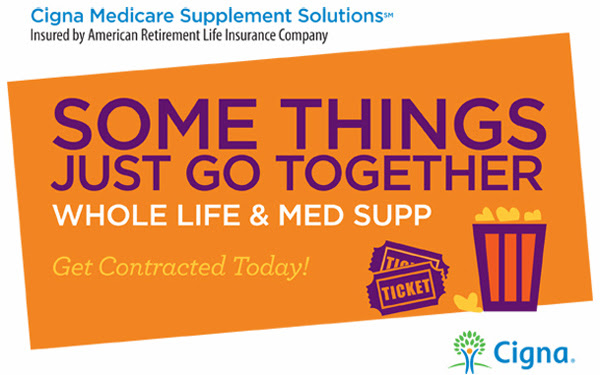 Cigna Medicare Supplement and Whole Life