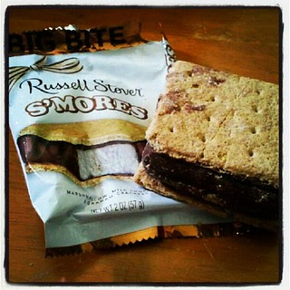 Found these at the grocery store today. #smores #food #snacks #chocolate #sodelicious #yumo