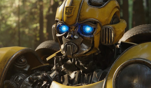 BUMBLEBEE (2018) Movie Trailer 2: Prime Orders Bumblebee to Protect Earth | FilmBook