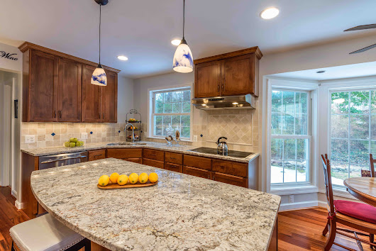 Burke Kitchen Remodel - Foster Remodeling Company
