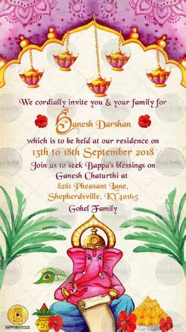 Ganesh Ji Wedding Card   Free HD Wallpapers and 4K Wallpapers