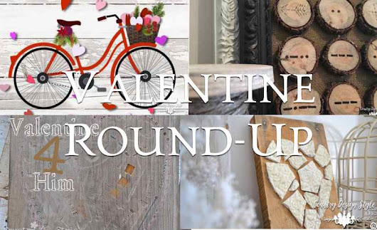 Valentine Round-Up - Country Design Style