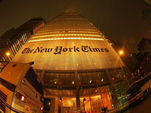 The leaked New York Times innovation report is one of the key documents of this media age