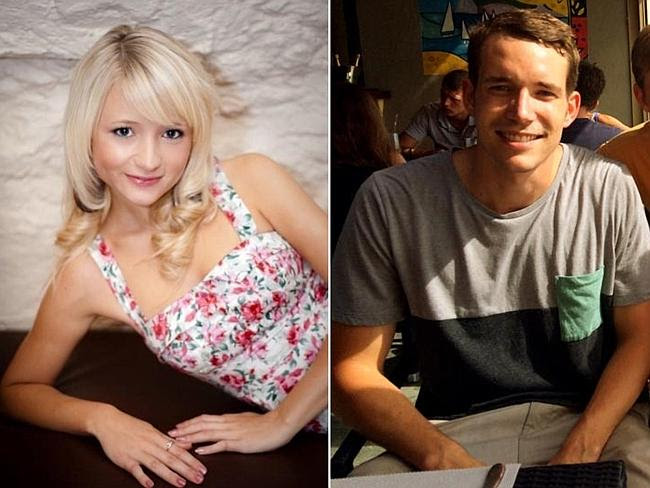 Hannah Witheridge and David Miller were killed.