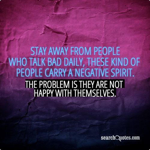 Negativity Picture Quotes Negativity Sayings With Images