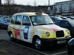 Vodaphone Taxi