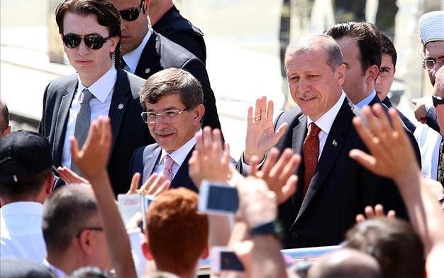 Ο Ερντογάν τρελαίνει εντελώς τους Αμερικανούς… αναγνωρίζει το IS!