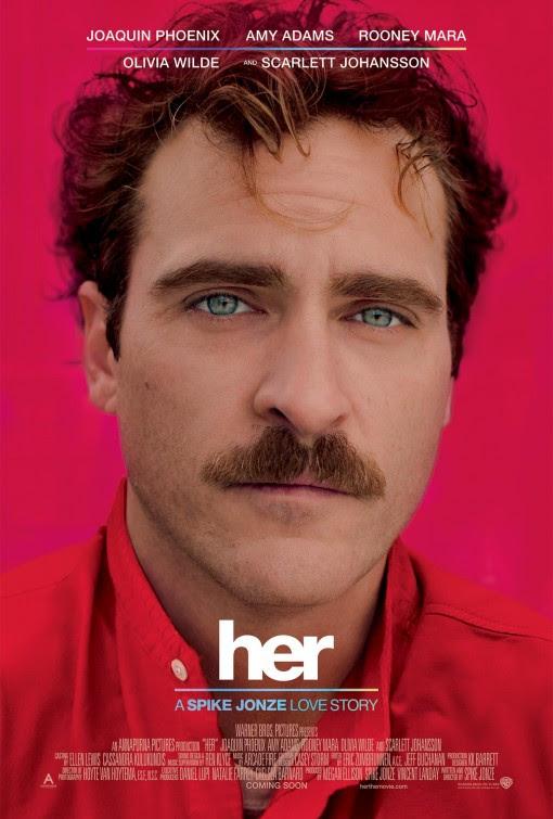 Risultati immagini per her movie poster