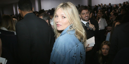 Kate Moss Is Set To Star In An Elvis Music Video