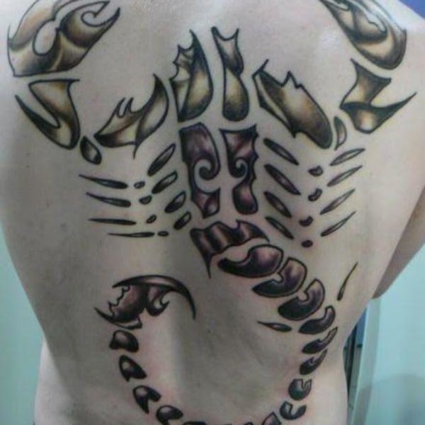 16 Scorpion Tattoos With Their Meanings Explained Tattoos Win
