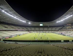 Arena Castelão; Fortaleza; Tiradentes; Campeonato Cearense (Foto: Stephan Eilert)
