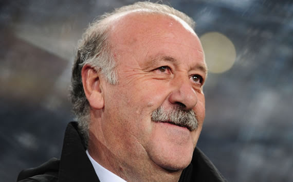 Vicente Del Bosque, Spain (Getty Images)