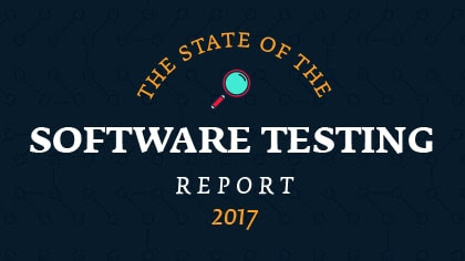 [Infographic] What You Should Know from the State of Software Testing Report 2017 - Abstracta Software Testing Services