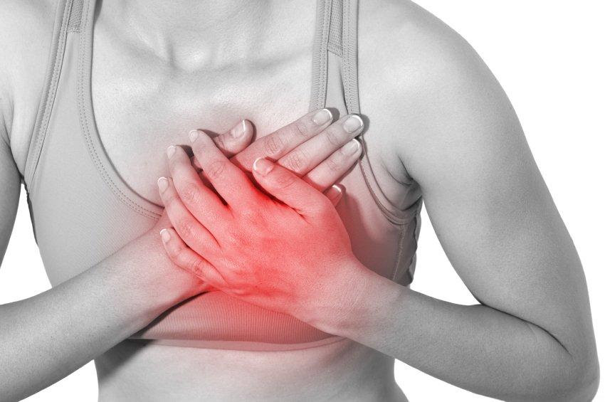 6 Most Common Symptoms That Will Help You Recognize a Heart Attack a Month Before It Happens