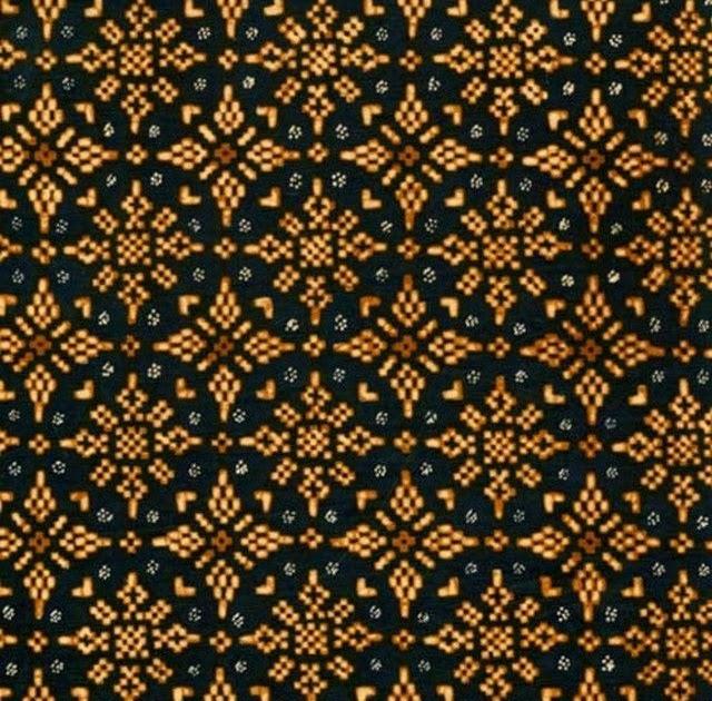 Motif Batik Yogyakarta Yang Terkenal