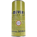 Mrs Meyers Clean Day Surface Scrub, Lemon Verbena Scent - 11 oz