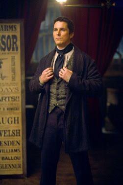 Prestige: Alfred Borden - Christian Bale