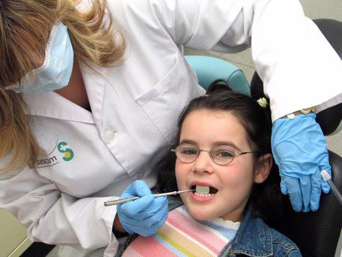 Dentista del Sescam