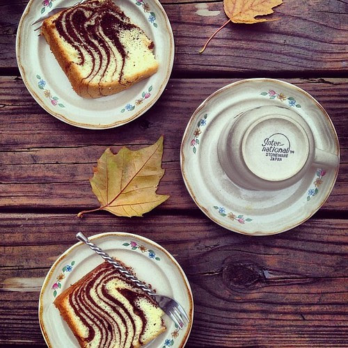 Another zebra cake by Fitri D. // Rumah Manis