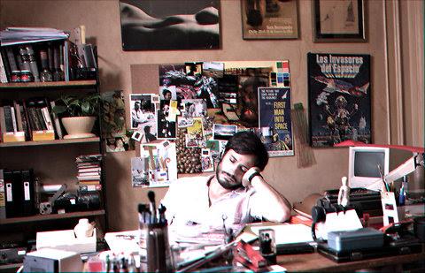 "Gael García Bernal in Pablo Larraín's ""No,"" part of the Directors' Fortnight."