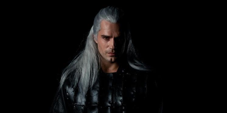 The Witcher Auf Netflix Darum Trägt Geralt Keinen Bart