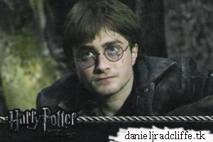 Deathly Hallows part 1 trading card promos