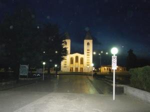 The Church of St. James, Patron Saint of Pilgrims