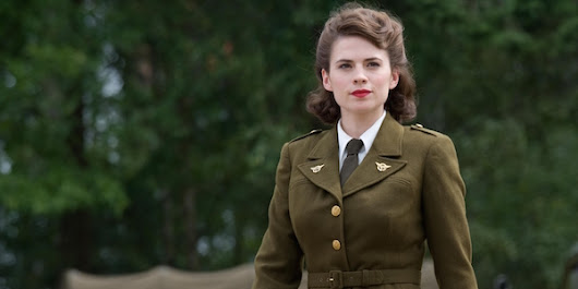 Hayley Atwell Is Returning As Agent Carter, Get The Details - CINEMABLEND