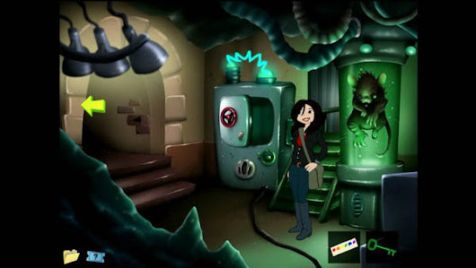 Katja's Escape 2 - Play Online Escape from the Lab Game