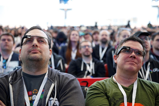Could an update mean a Google Glass resurgence?