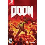 Doom - Nintendo Switch, Video Games