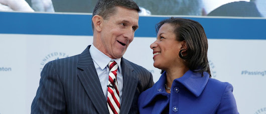 Former US Attorney: Susan Rice Ordered Spy Agencies To Produce 'Detailed Spreadsheets' Involving Trump