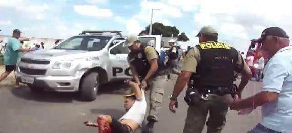 Resultado de imagem para manifestação pela paz em Itambé