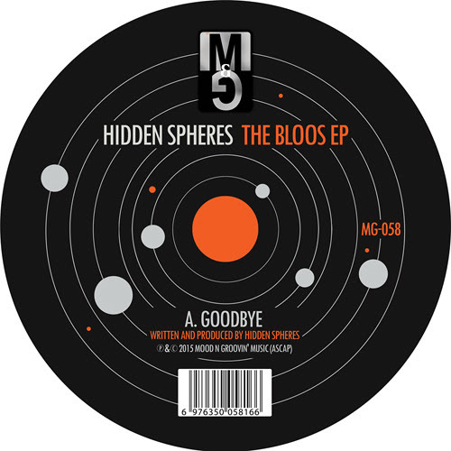 MG-058, Hidden Spheres - The Bloos by Moods & Grooves Records