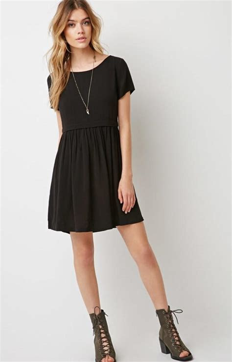 Plus size baby doll dress   PlusLook.eu Collection