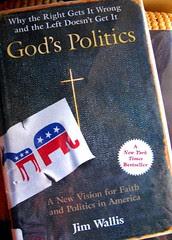God's Politics, by Jim Wallis