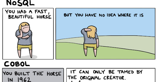 How To Build A Horse With Programming (Comic) - Toggl Blog